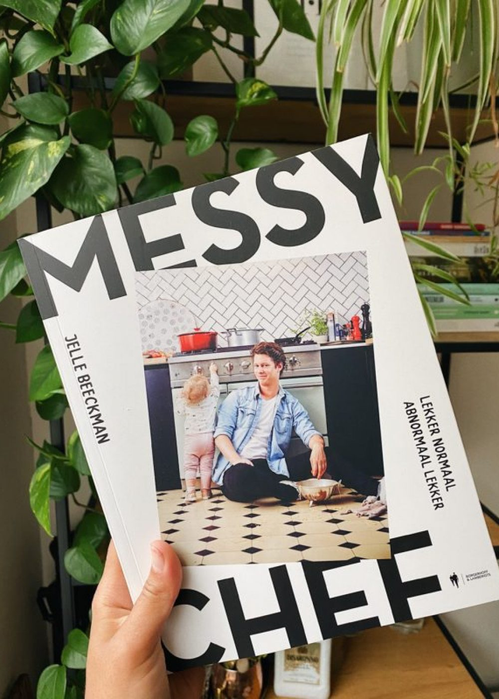 The Messy Chef – De Vlaamse Jamie Oliver?