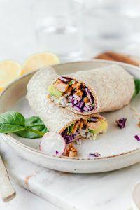 Foodbag Favorite: Burrito's met rijst, gehakt en avocado