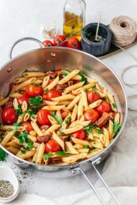 Lazy One Pot Pasta
