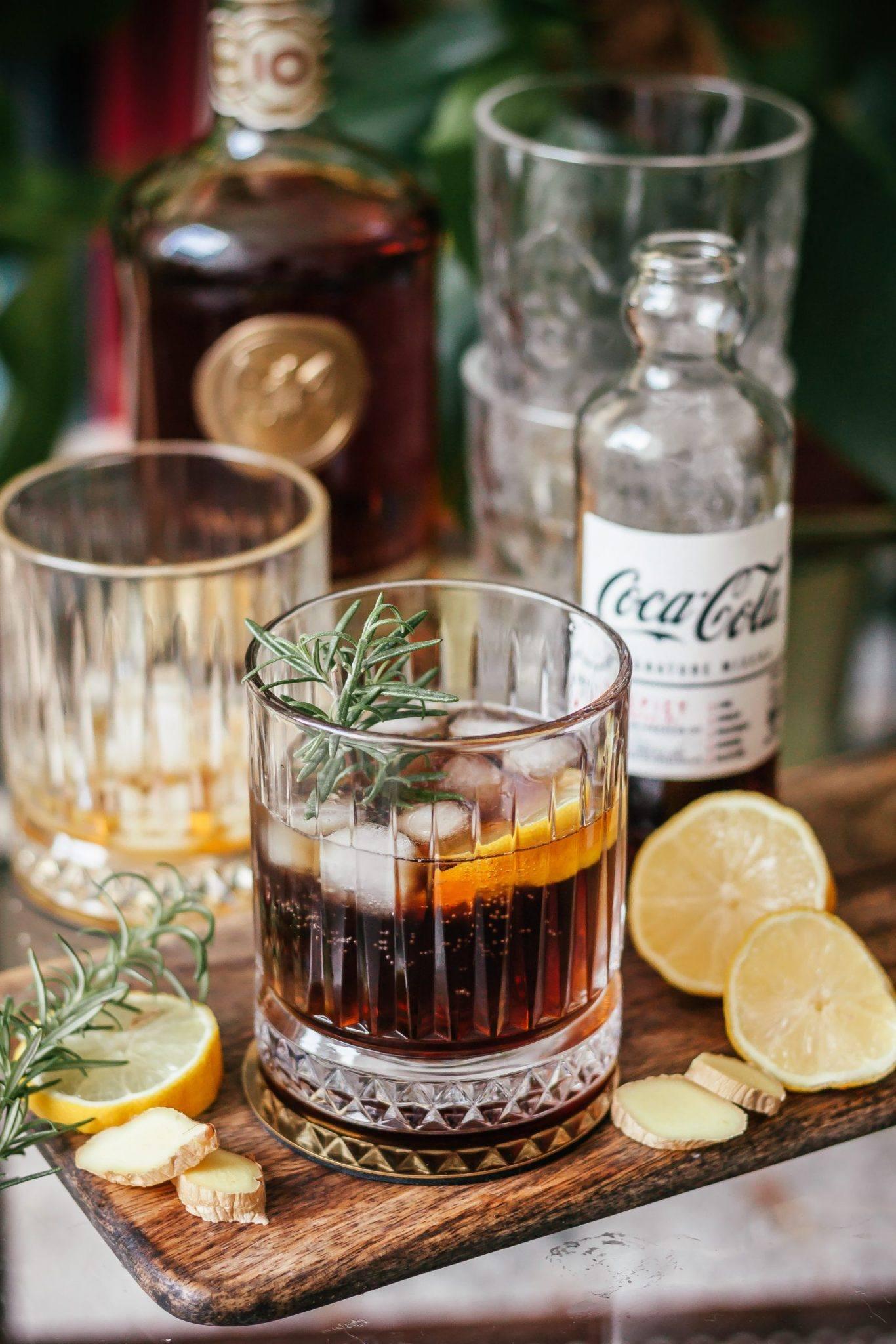 Bacardi Rum x Coca-Cola Signature Mixers