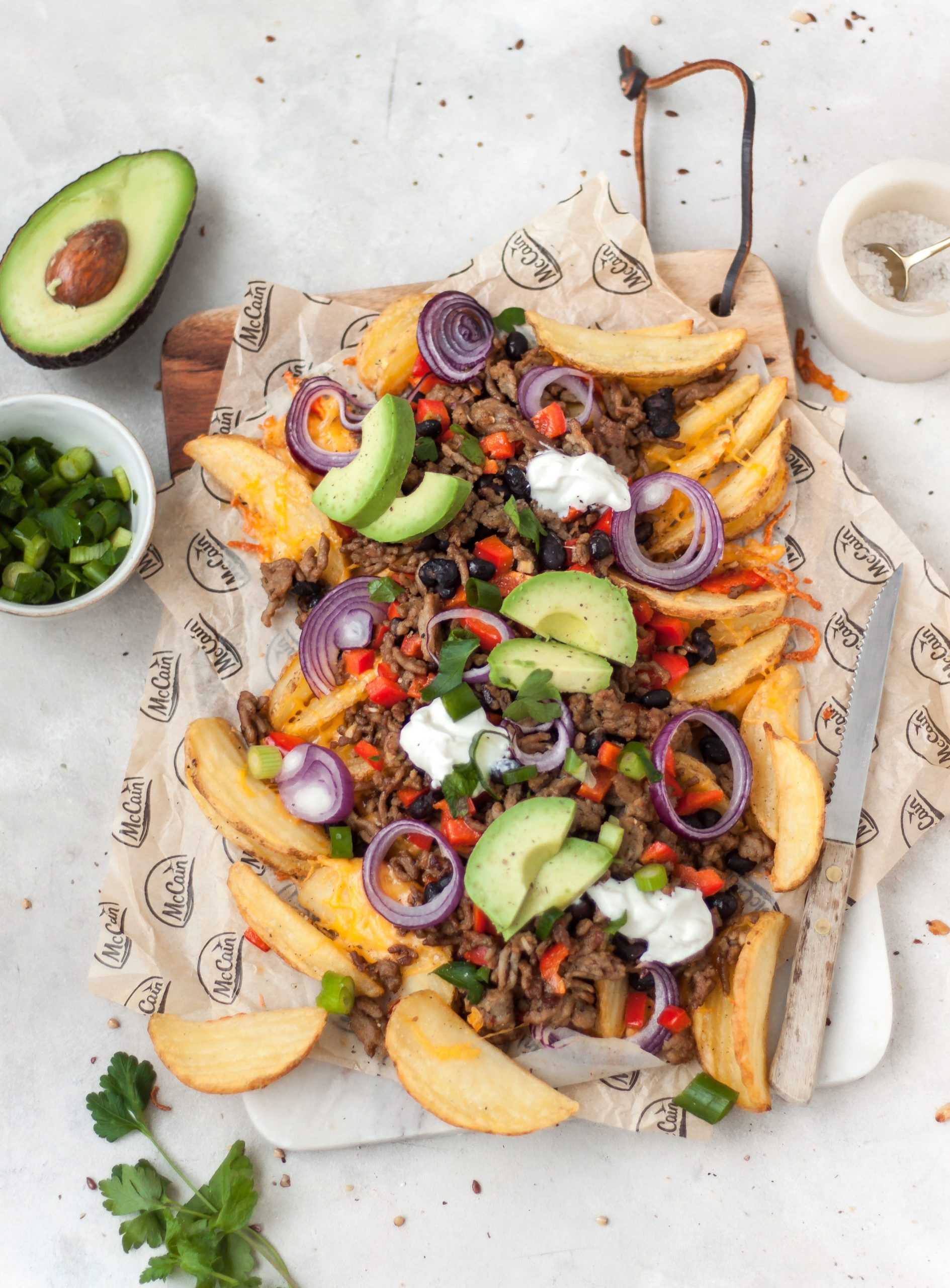 Mexican Loaded Fries
