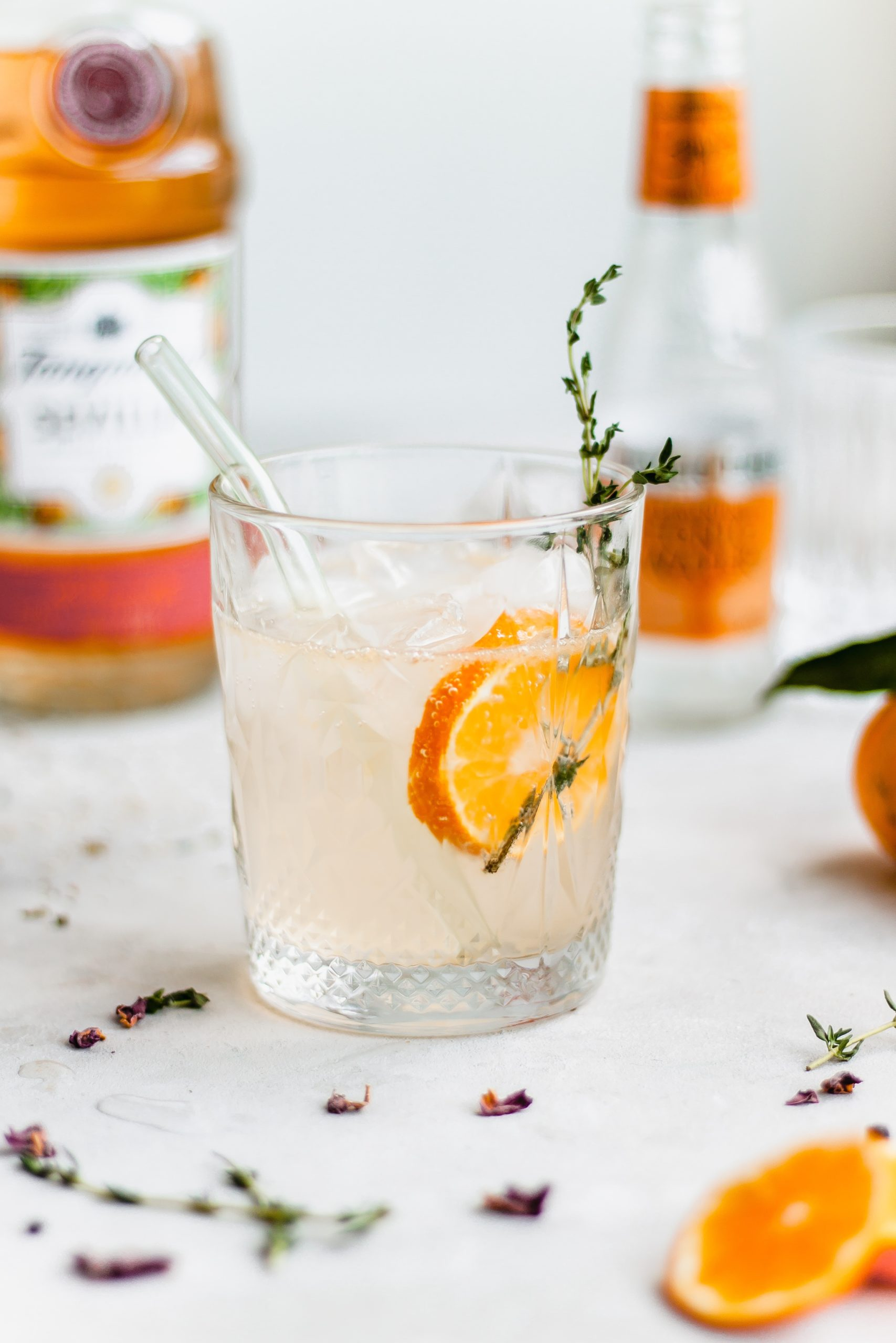 Clementine Gin & Tonic