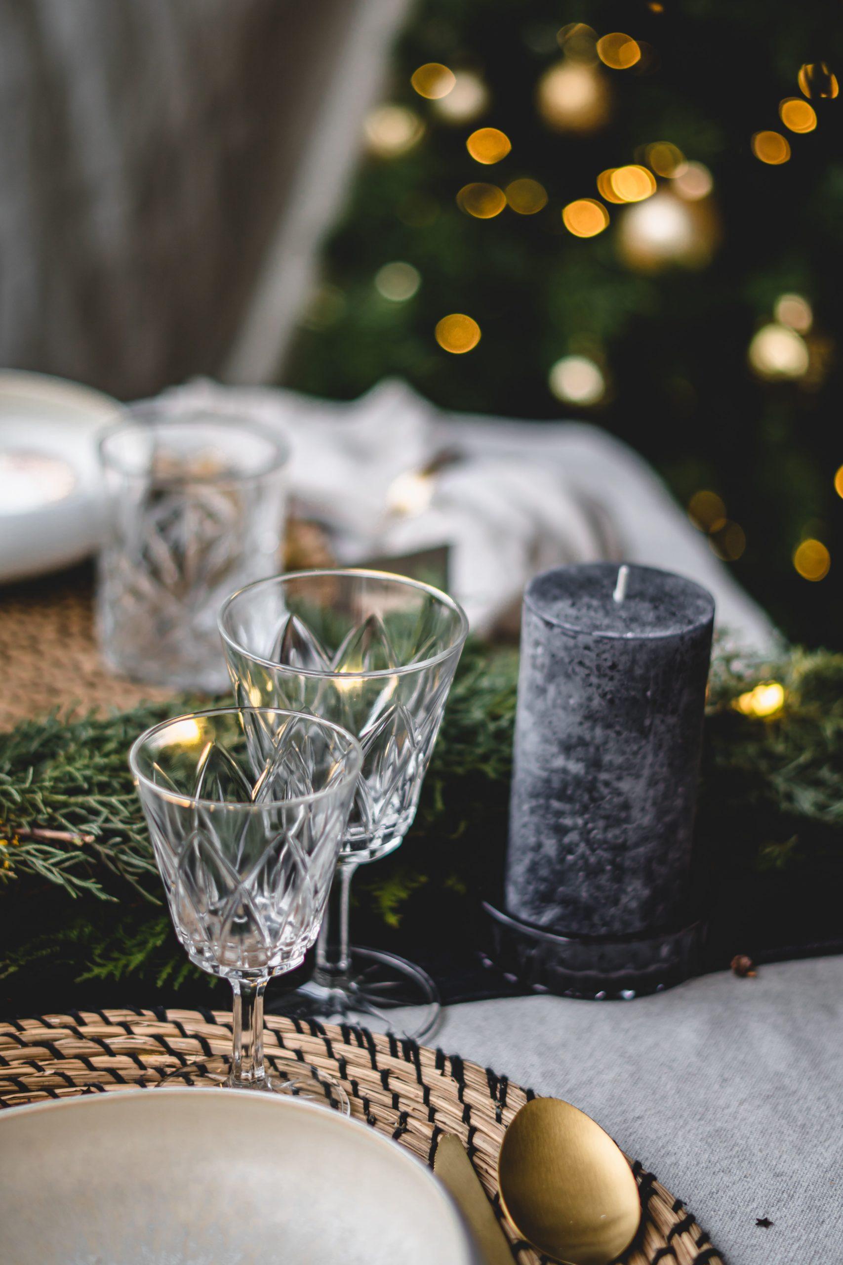 Een feestelijke tafel in een handomdraai