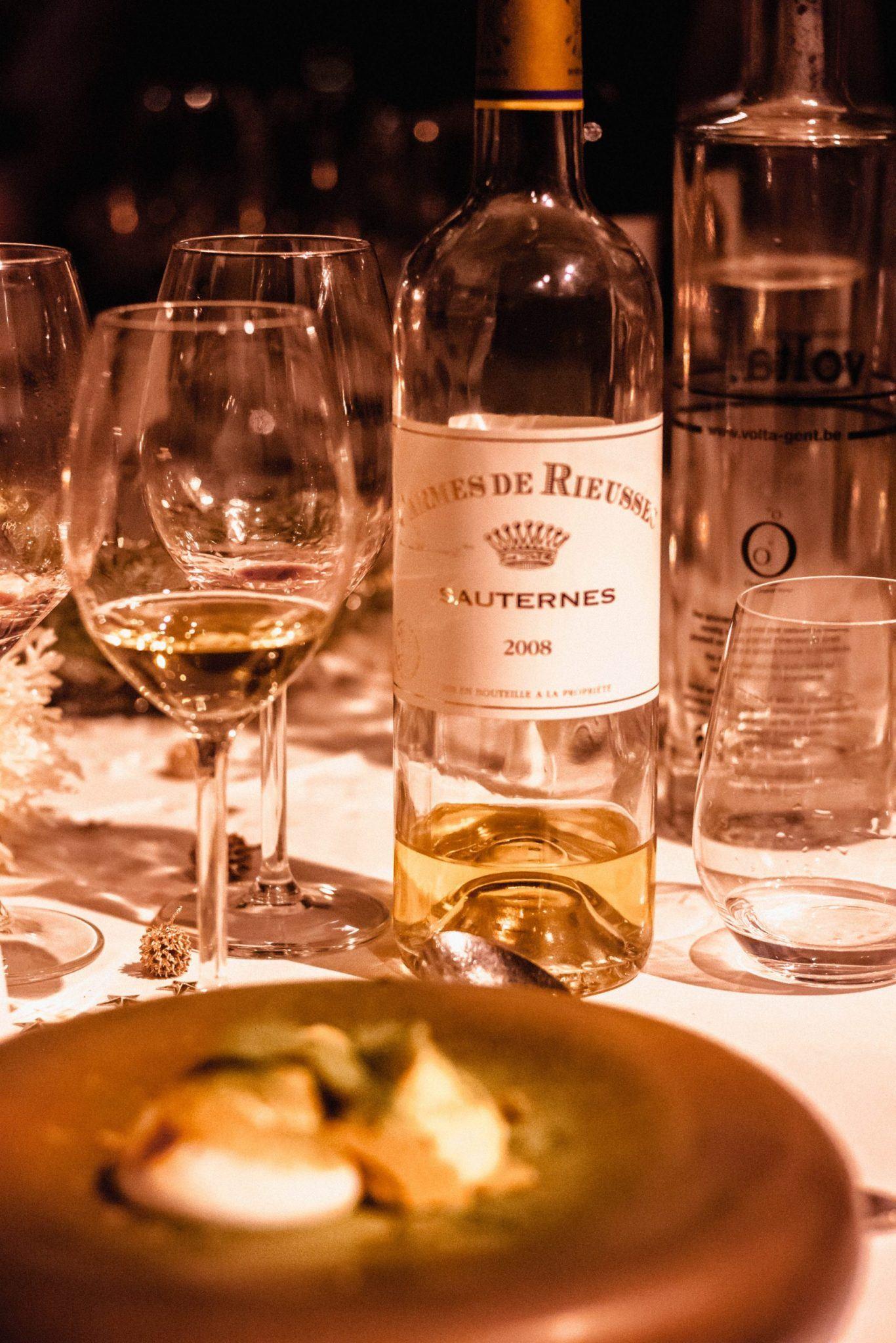 Bordeaux wijnen x Volta