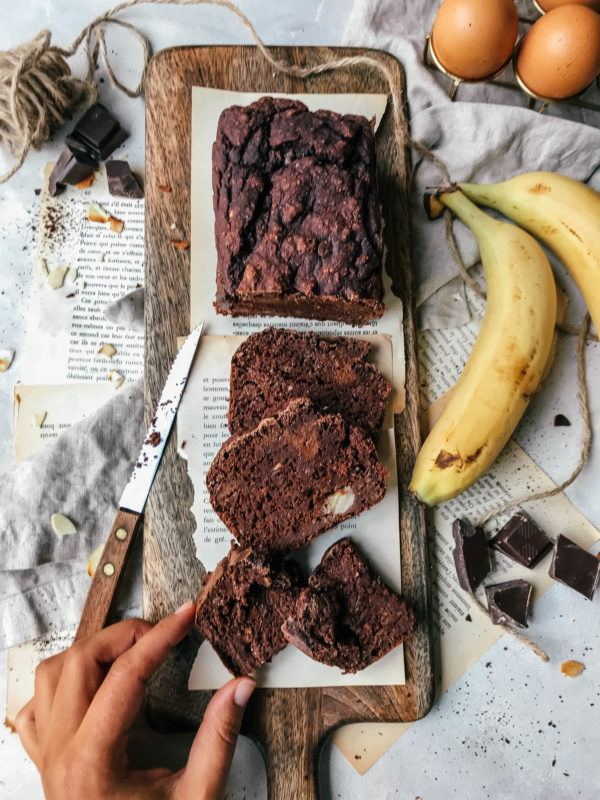 I'm bananas for you: Bananenbrood feest