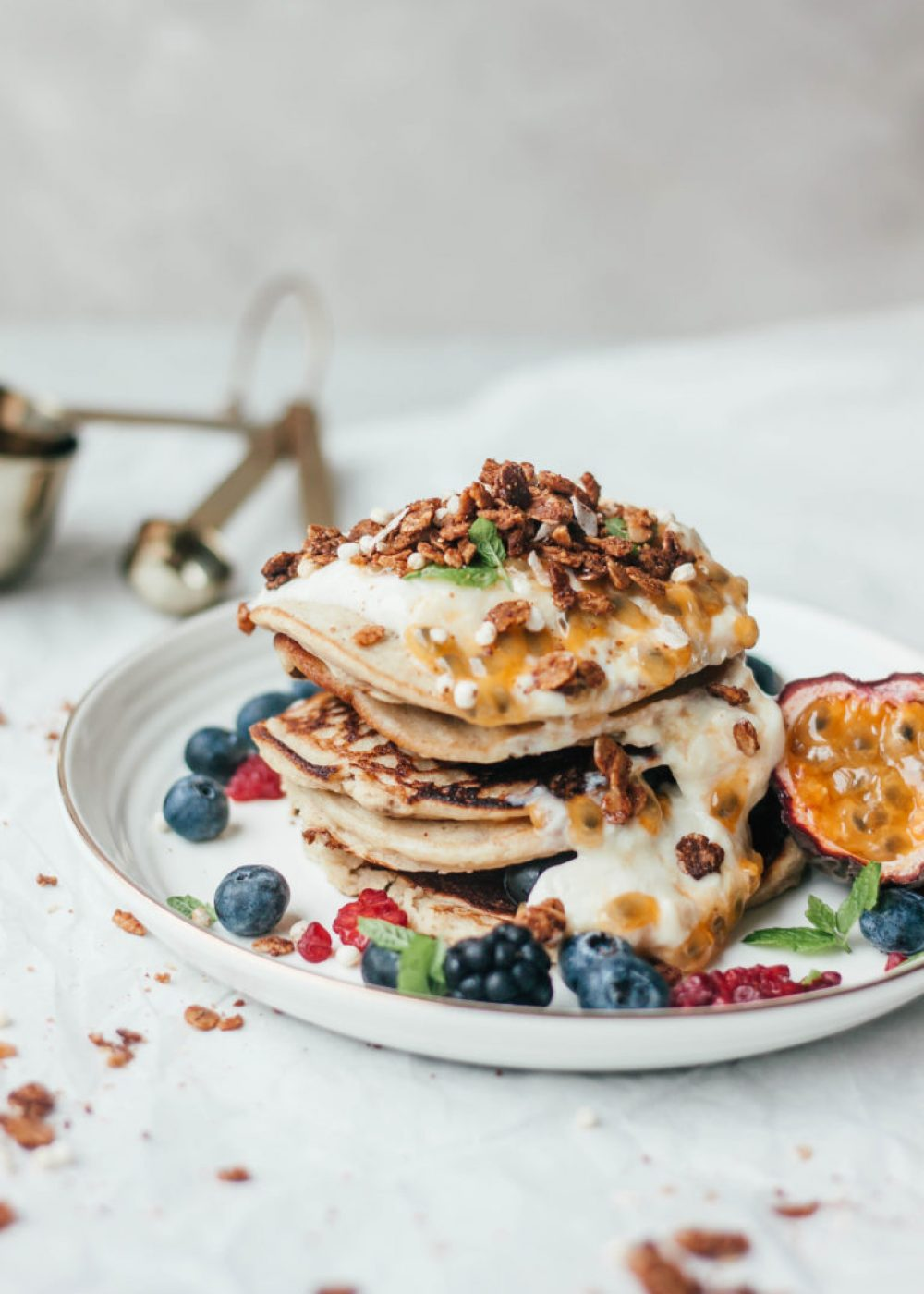 Helen's Banana Pancakes