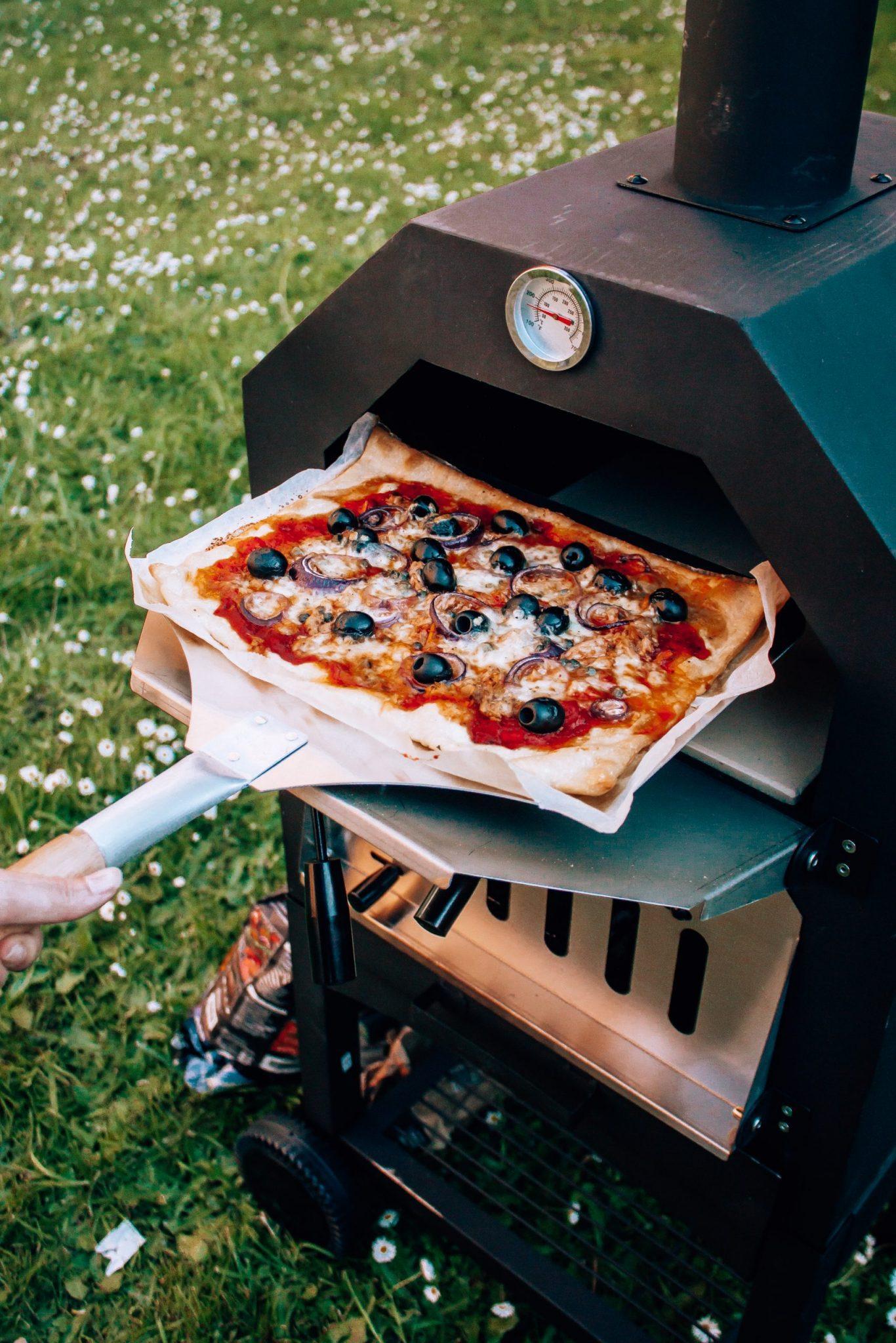 Helen's Pizza Party met Aldi