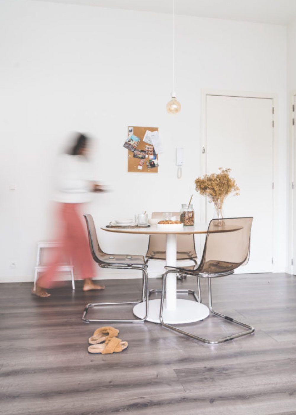 Kijkje in de keuken